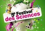 affiche du festival des sciences 2010